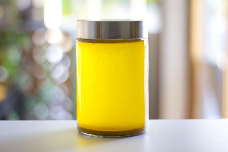 カレー味のピクルス液03