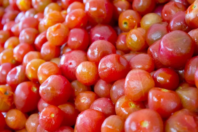 トマトの湯むき02