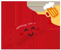 ピクルスでアルコール分解
